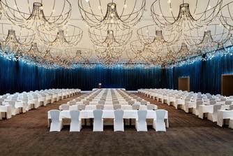 「Grand Ballroom」-クラスルーム形式