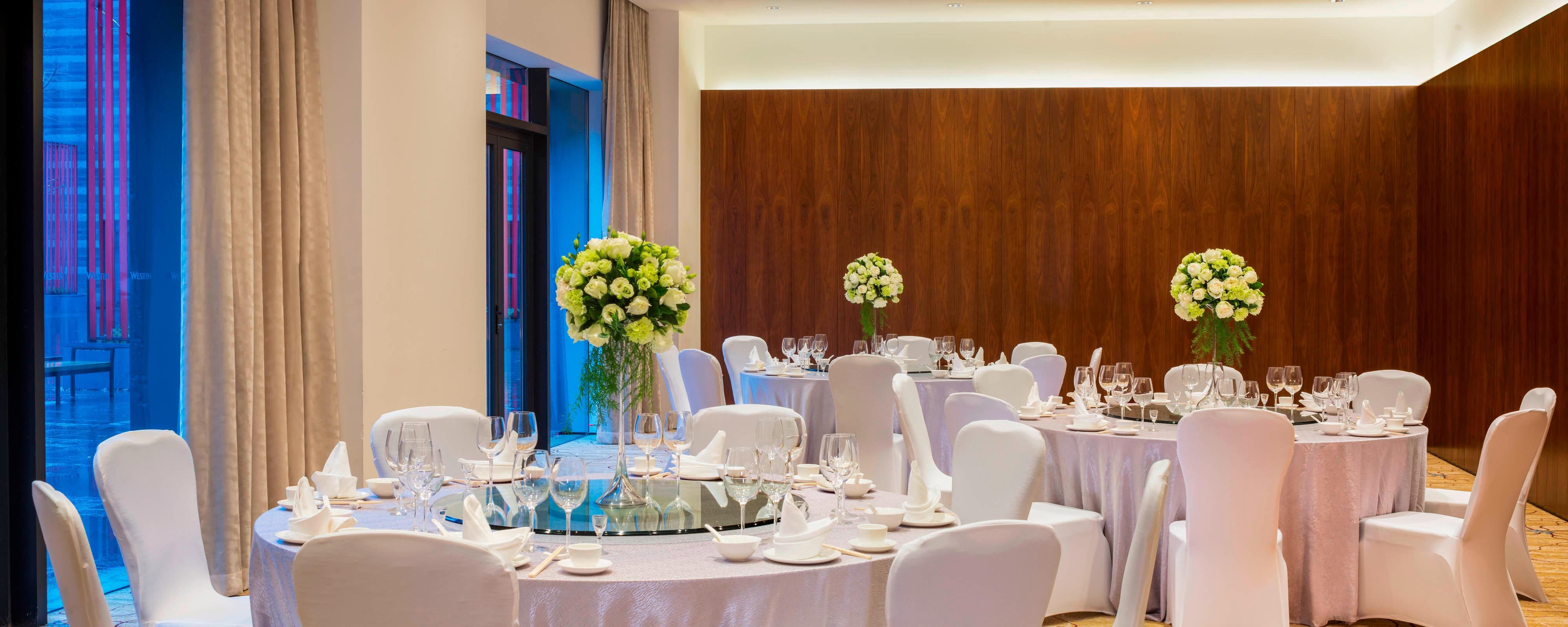 Function Room Banquet
