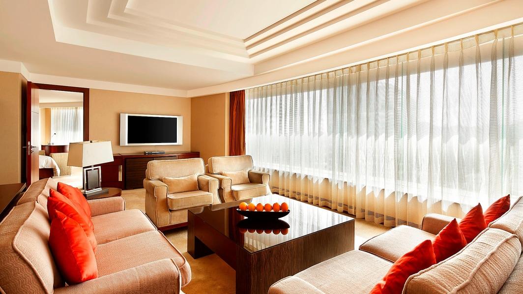 Ambassador Suite – Wohnzimmer