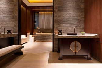 Heavenly Spa Bathroom