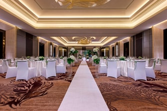 Grand Ball Room-Wedding Reception