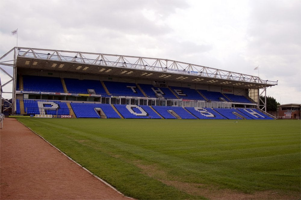 London Road, Peterborough United FC