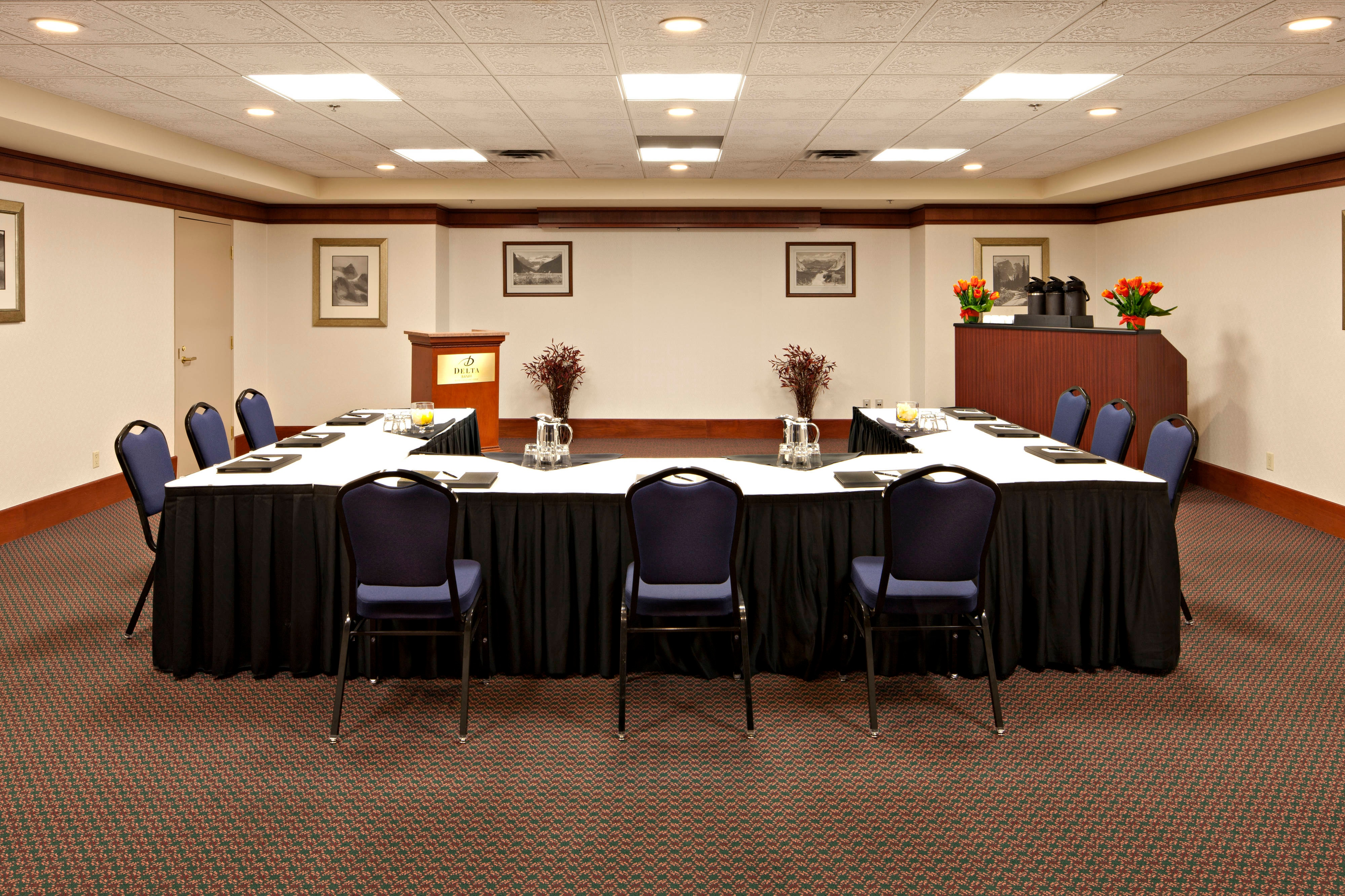 Royal Canadian Meeting Room