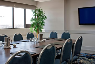 Canmore Meeting Room – Boardroom Setup