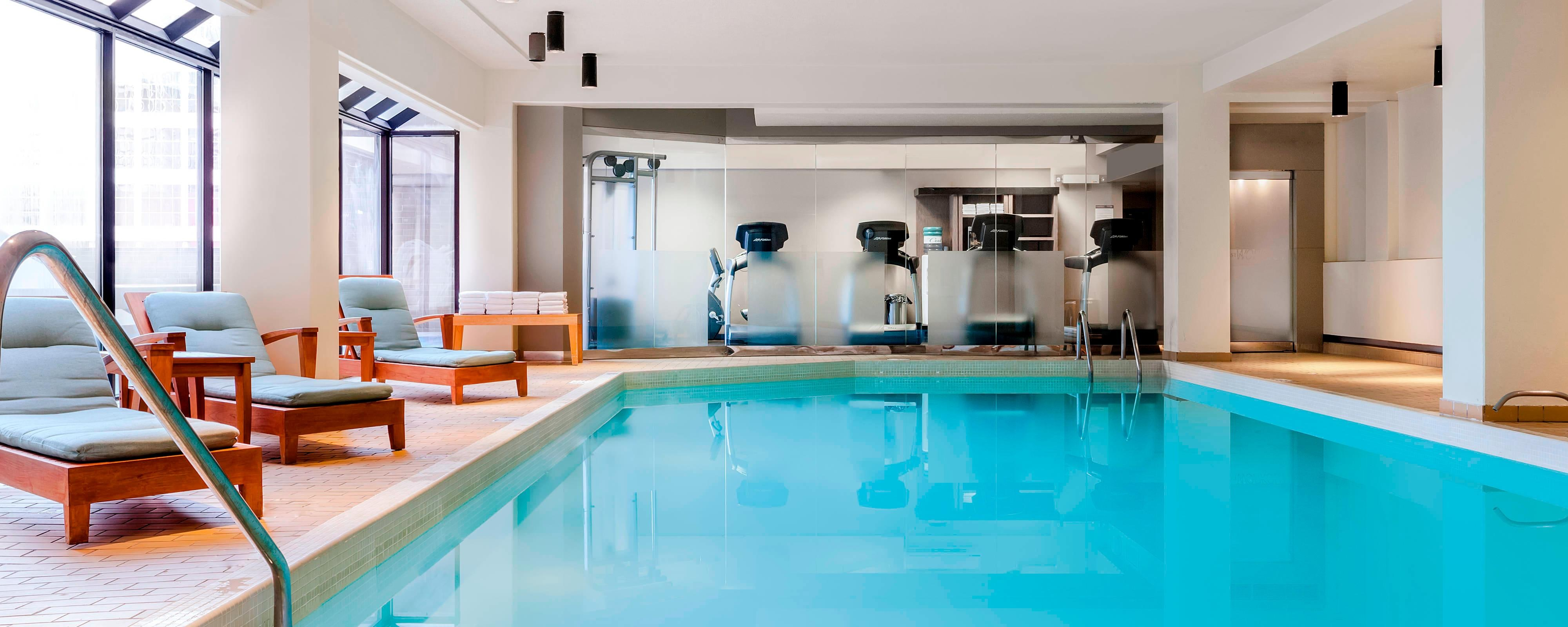 Pool - Fitness Studio