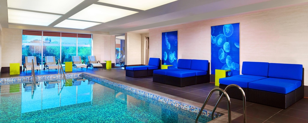 Piscina interior Splash