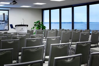 Lakeview Meeting Room – Theater Setup