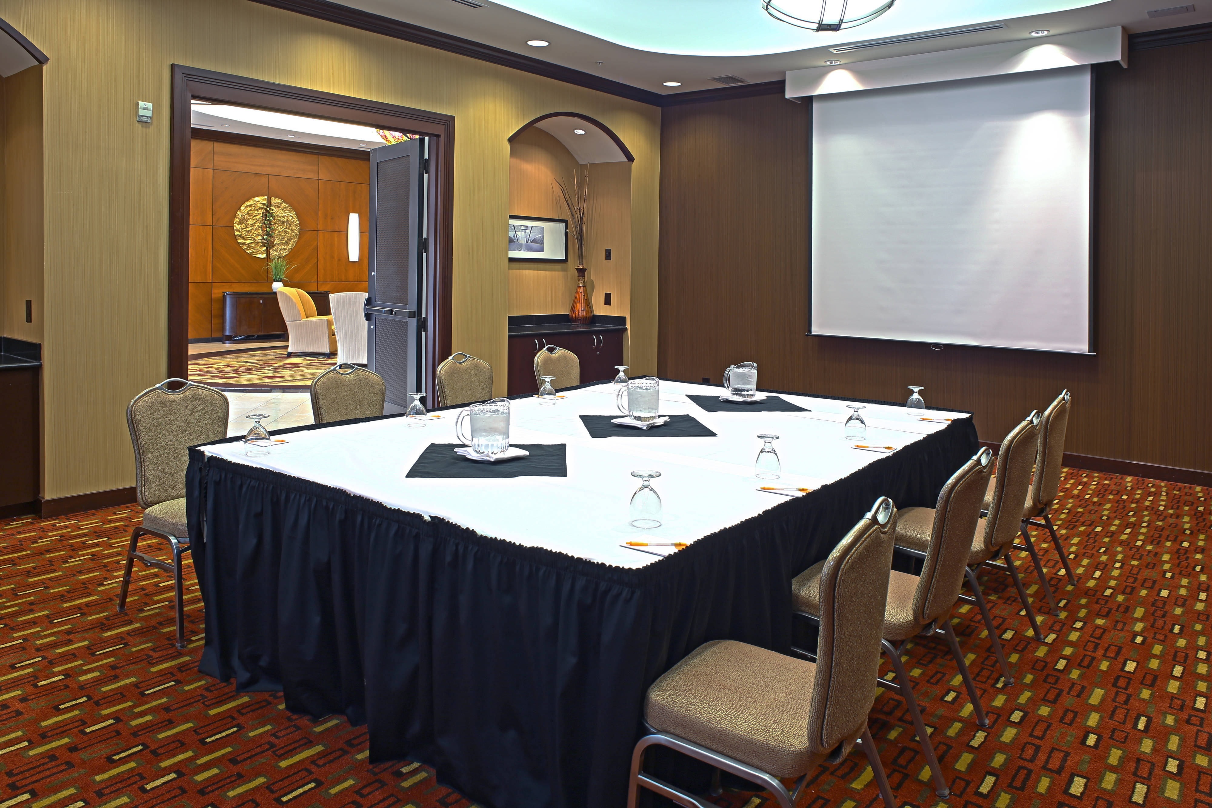 Dundurn Meeting Room – Conference Setup