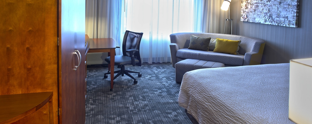 Hamilton Hotels: Ontario Hamilton Hotels – Courtyard by Marriott