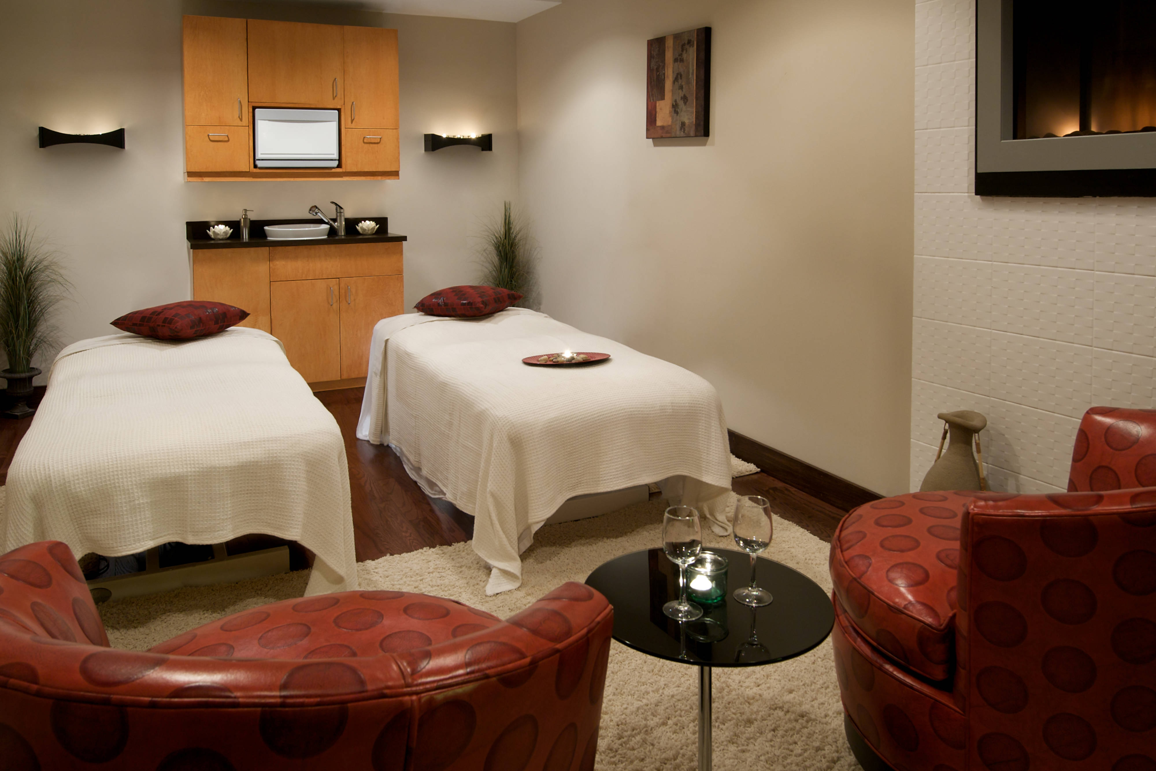 Hotel spa downtown Halifax