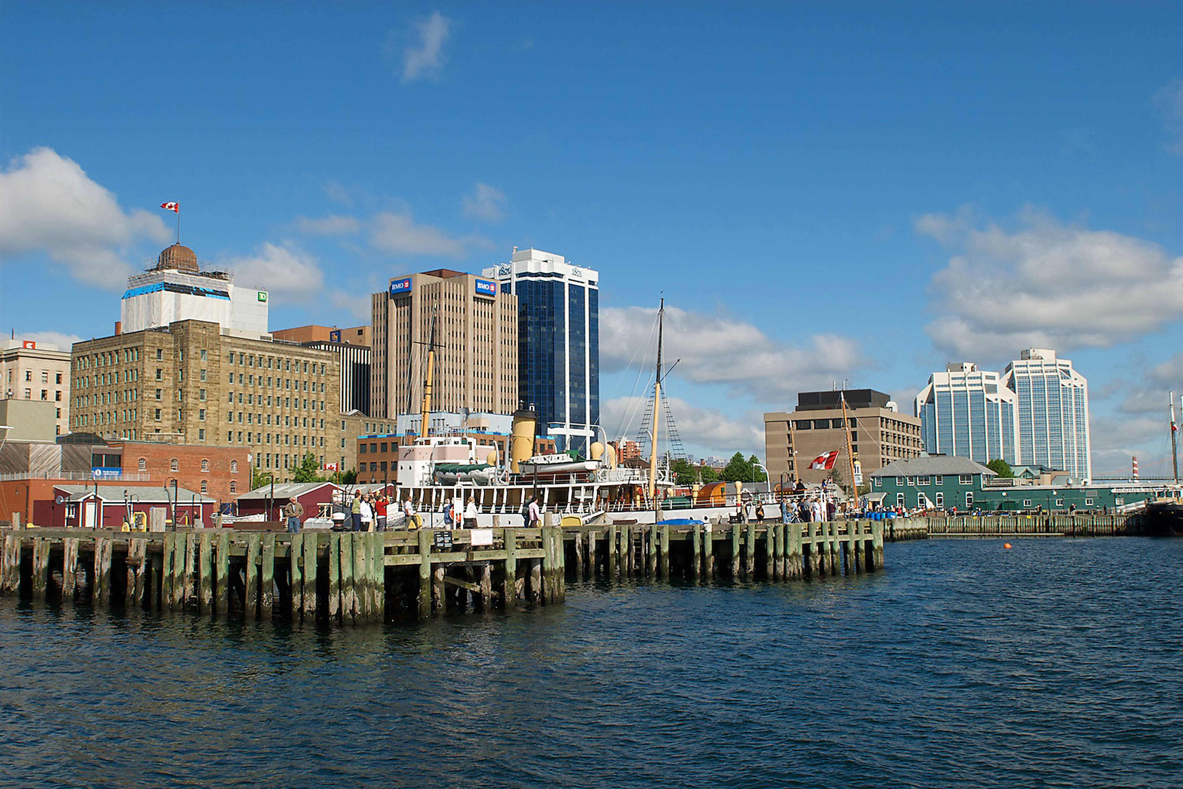 The Beautiful Halifax Waterfront Expands Downtown