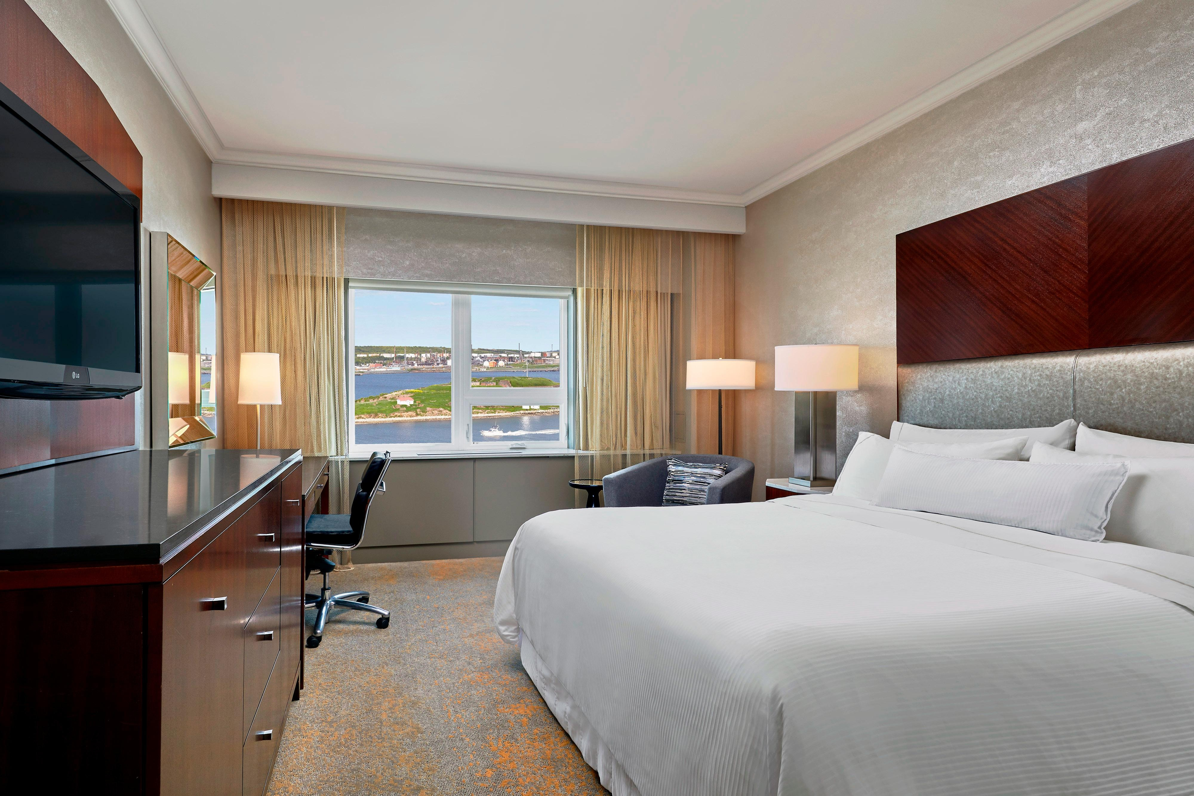 King Premium View Guest Room