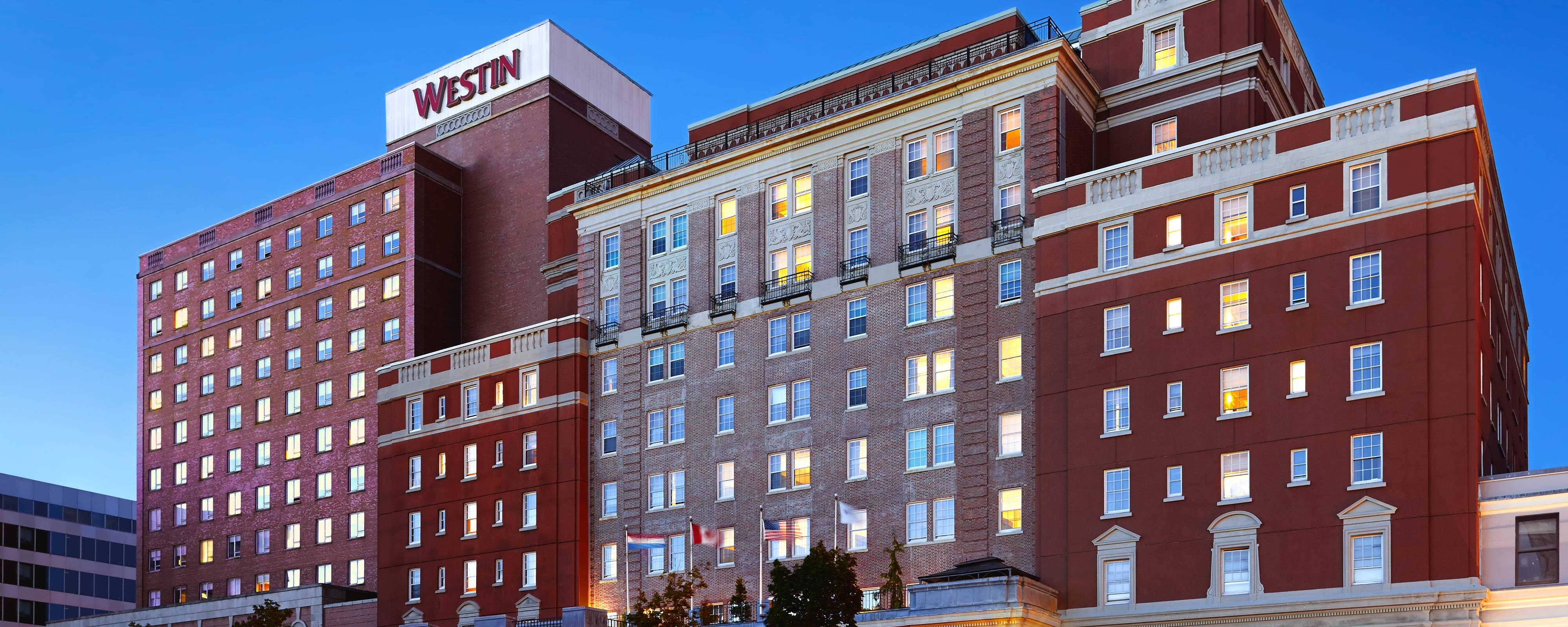The Westin Nova Scotia Combines Classic Elegance