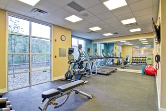 Fairfield Kamloops Fitness Centre