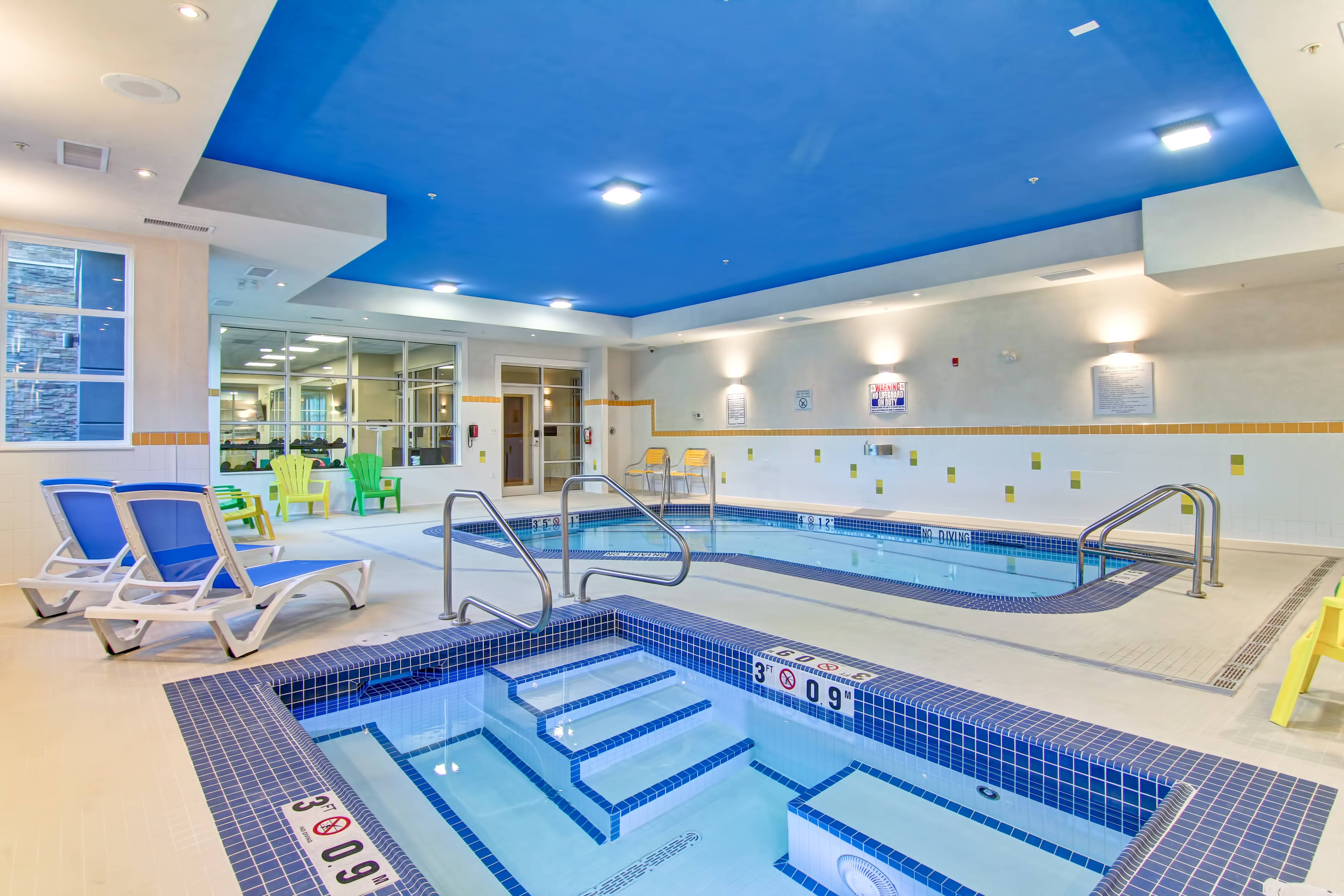 Fairfield Kamloops Indoor Pool