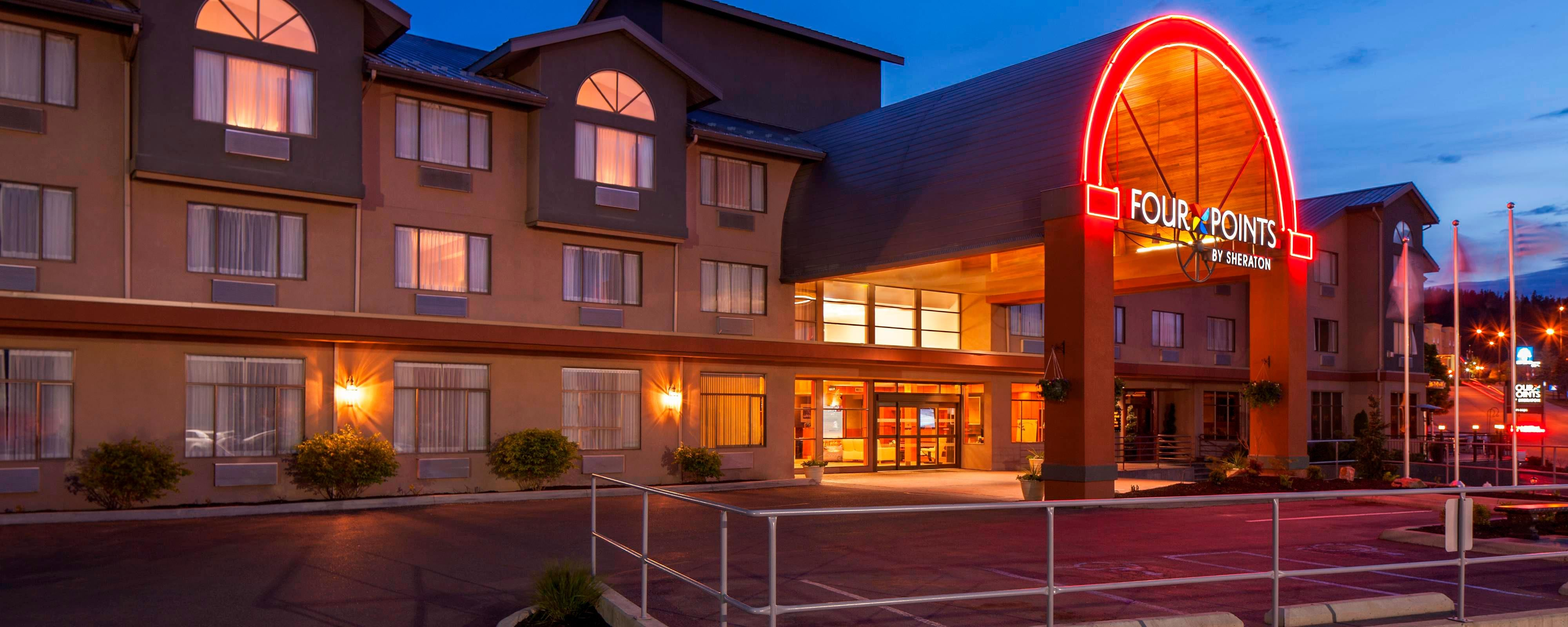 Kamloops Hotel | Four Points by Sheraton Kamloops