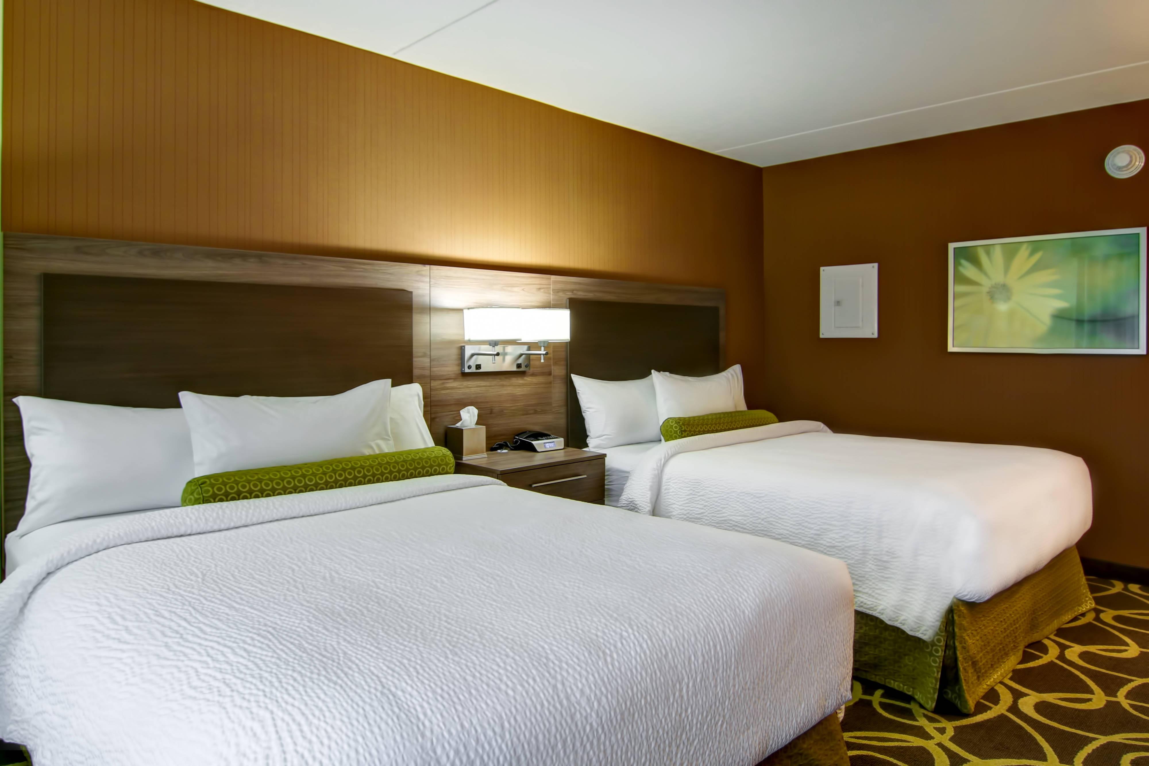 Suite Studio avec deux lits doubles