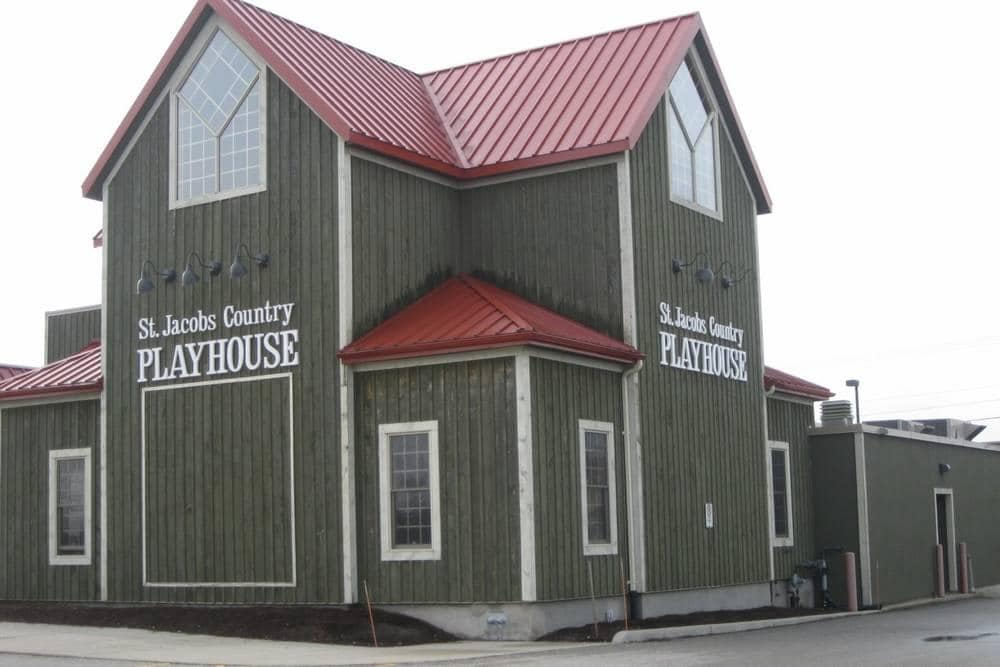 St. Jacobs Country Playhouse Theatre