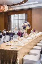 Ballroom Reception - Head Table