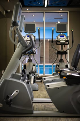 Fitness Centre – Cardio Machines
