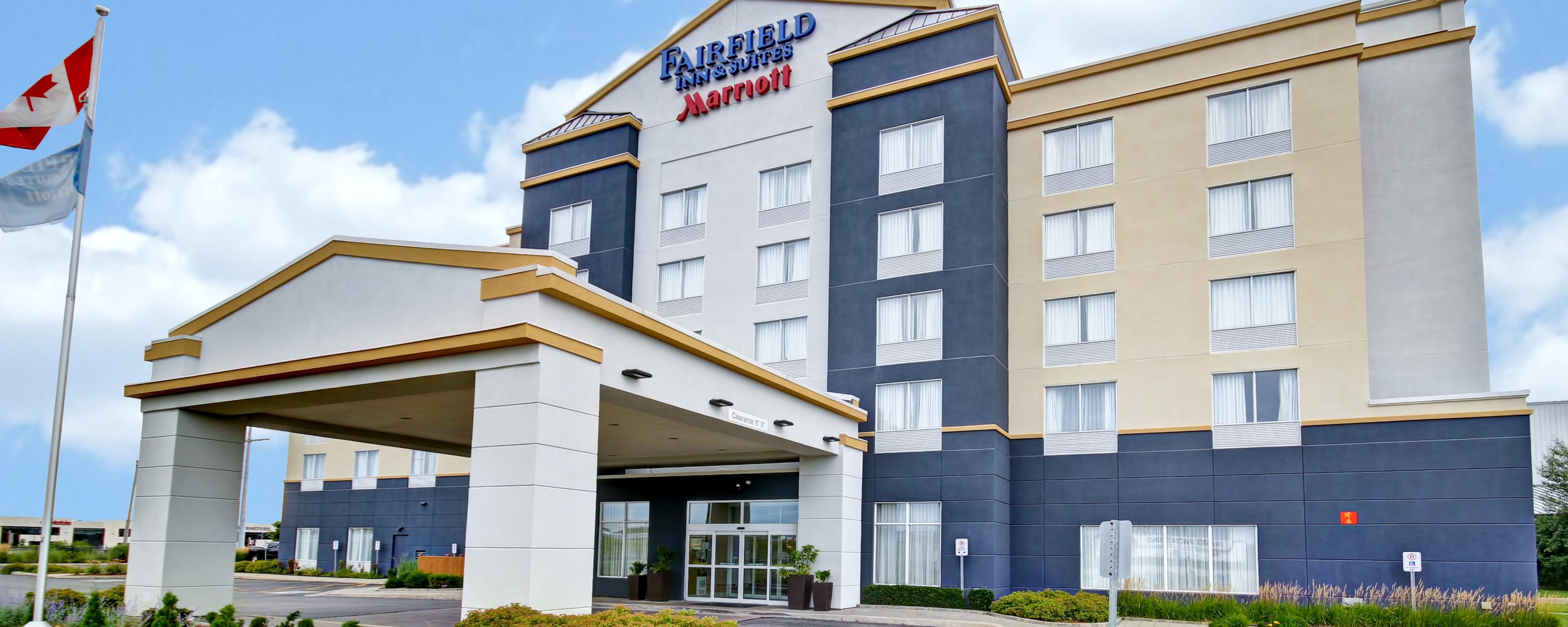 Guelph Hotels Near University Of Guelph Fairfield Inn Suites Guelph