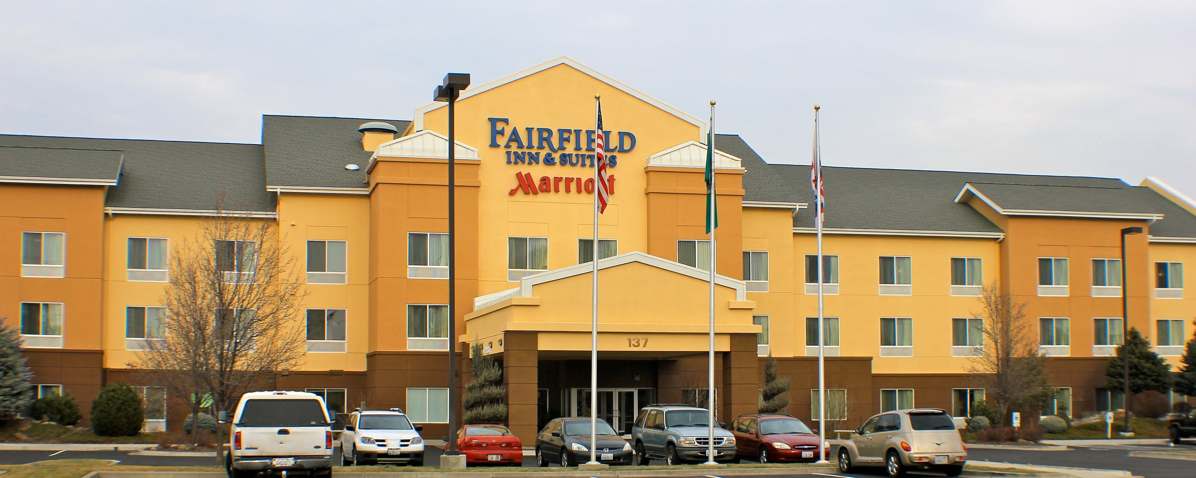 Fairfield Inn and Suites Hotel Exterior