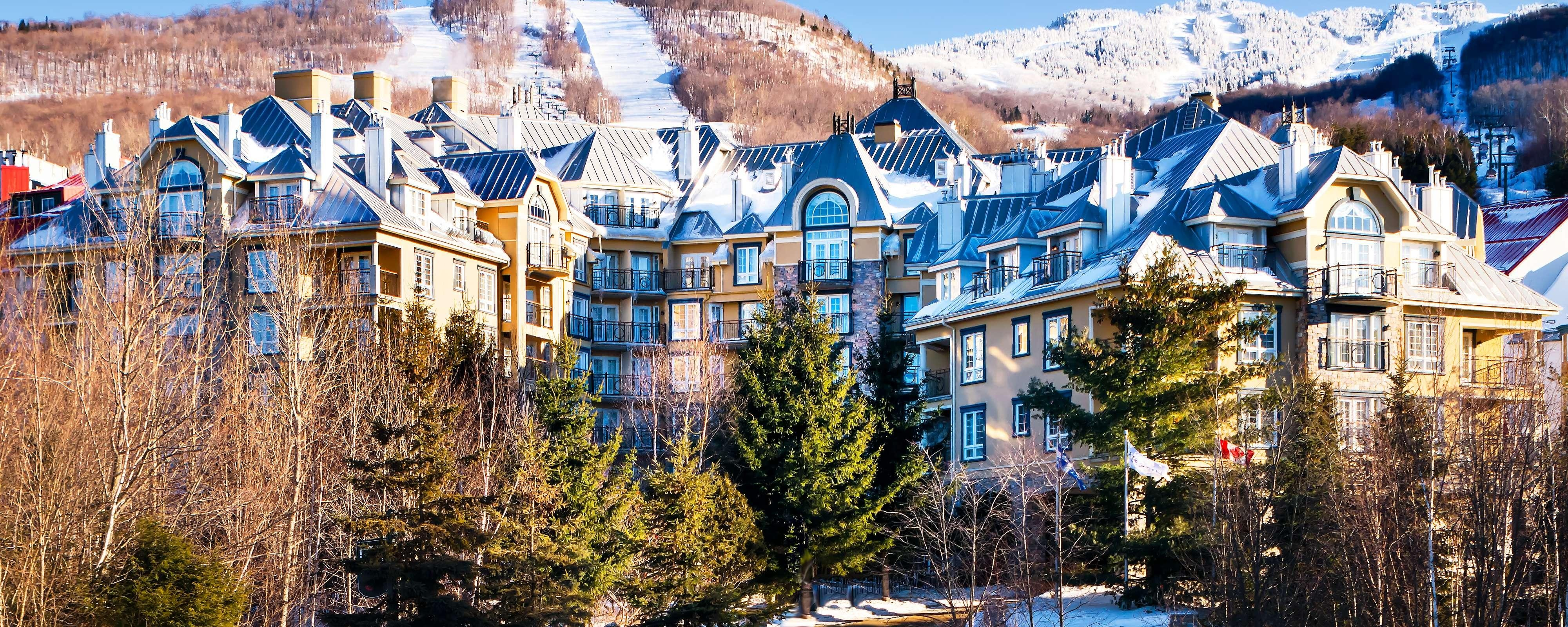 Monterblanc Canada le westin resort & spa, tremblant, quebec - mont tremblant | spg