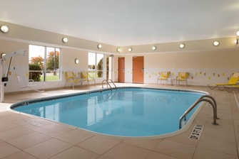 youngstown hotel with indoor pool