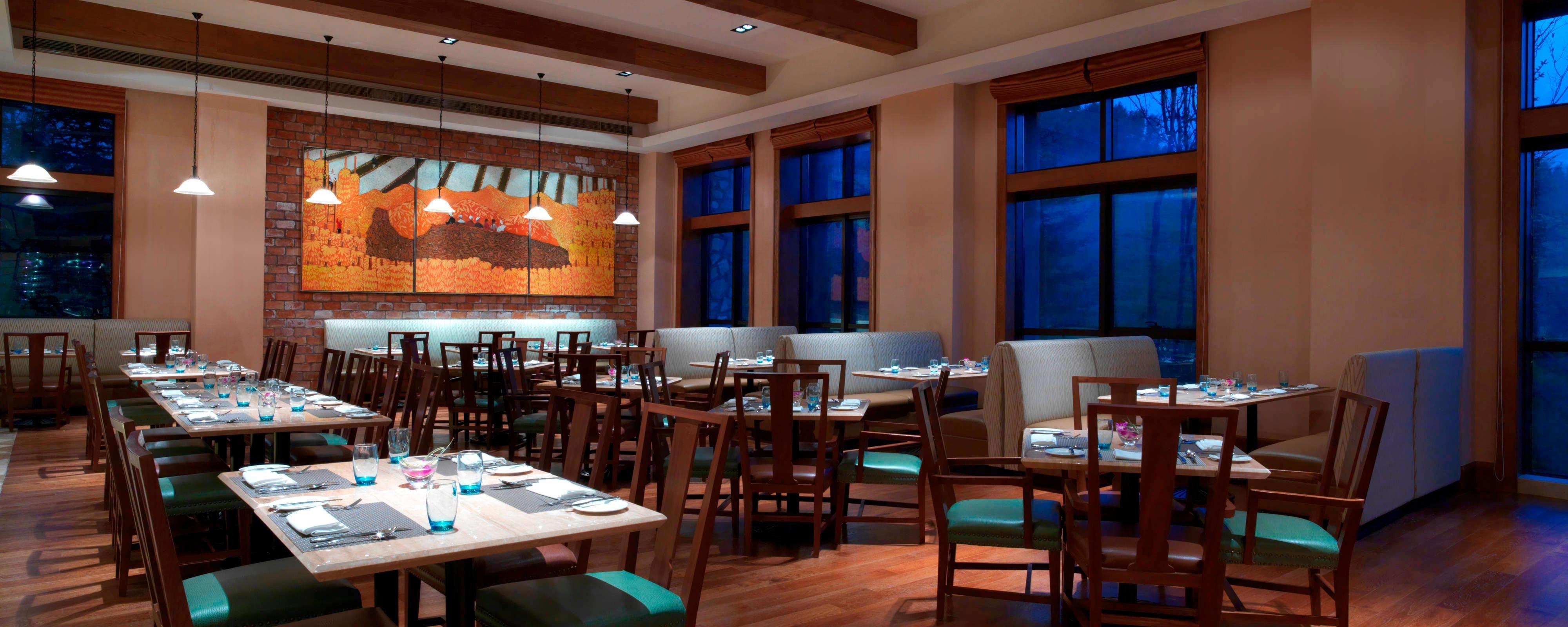 Restaurante Feast, restaurante emblemático