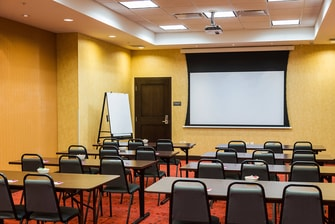 Rideau Meeting Room – Classroom Setup
