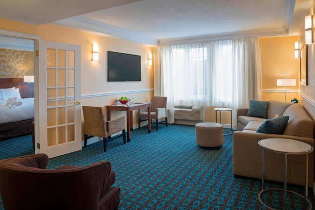 Fairfield Inn & Suites Extended Stay Apartment Size Suite