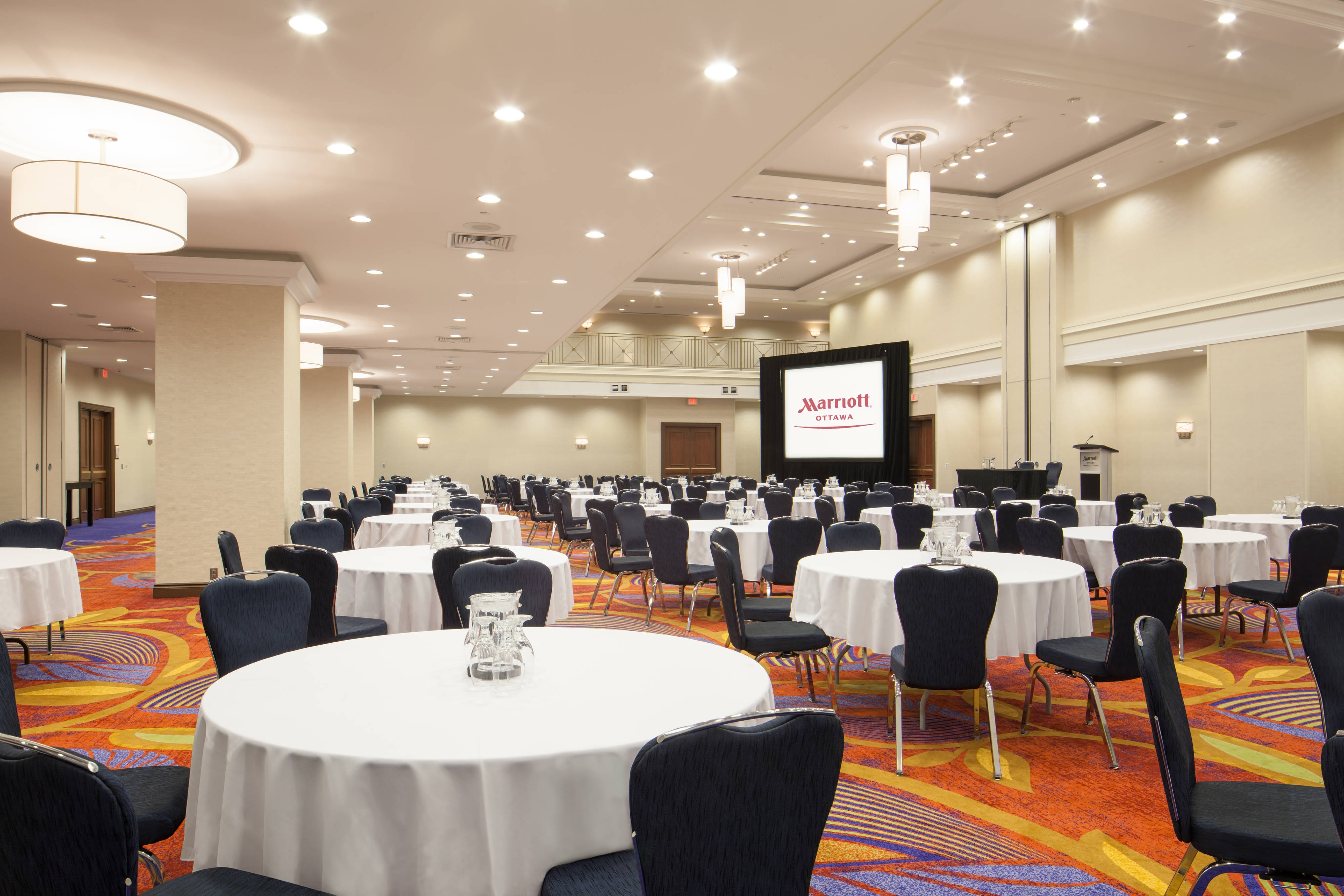 Ottawa downtown hotel wedding venue