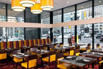 Hôtels proches des restaurants dans le centre-ville d'Ottawa, Ontario