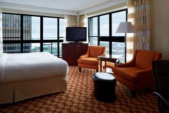 Chambre d'hôtel avec vue à Ottawa