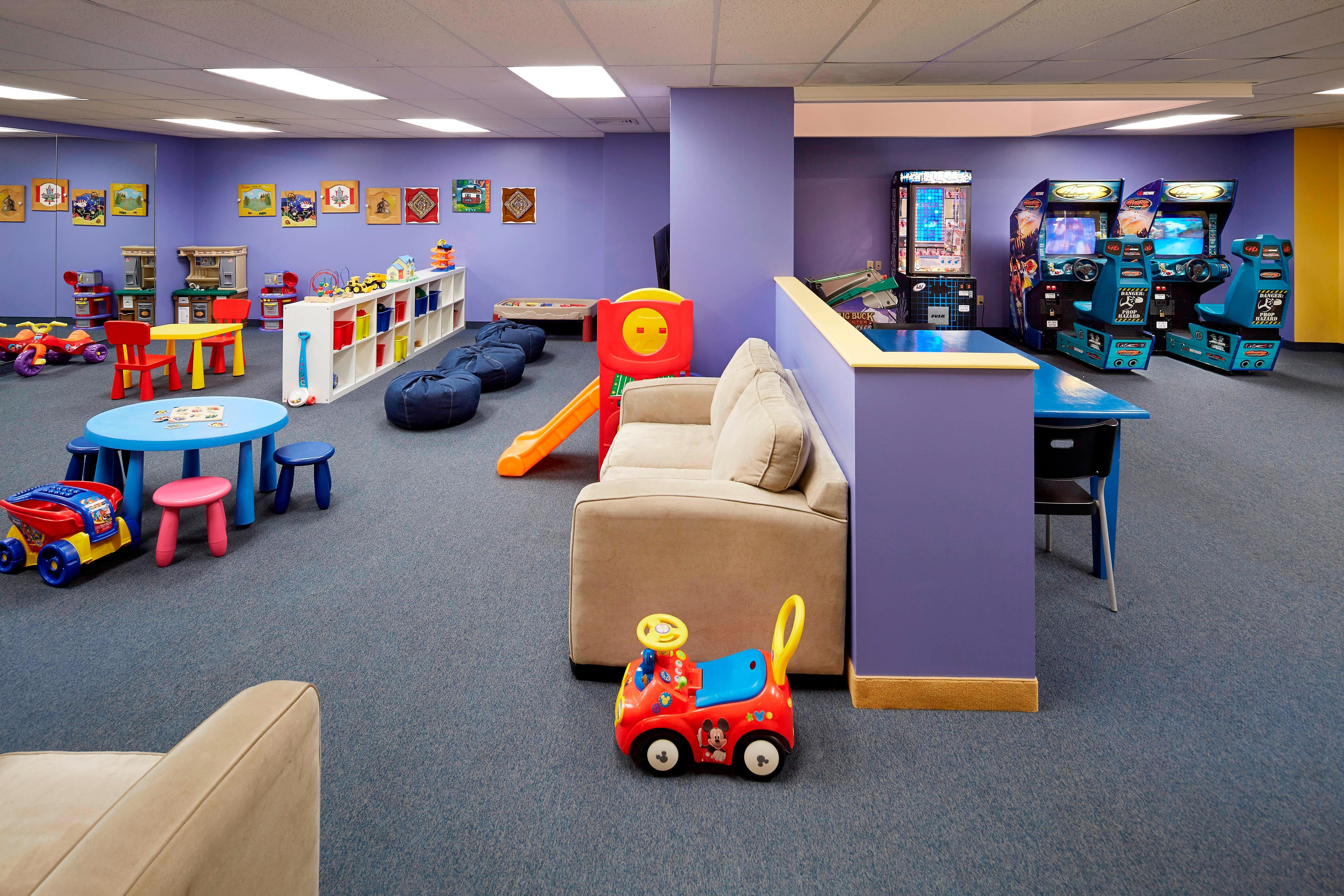 Kids Zone Toddlers Activity Room