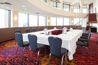 Meeting rooms downtown Ottawa hotels