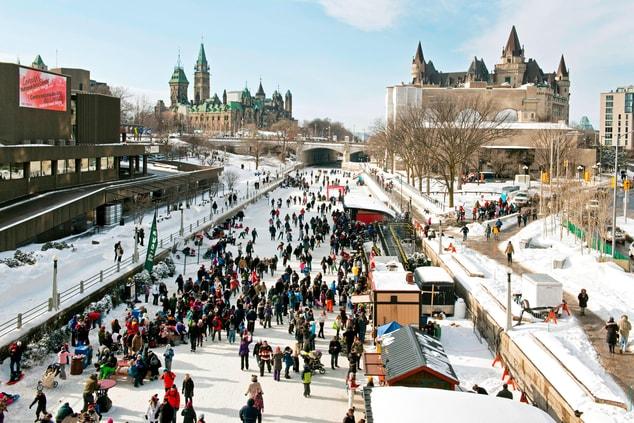 Ottawa, Winterlude