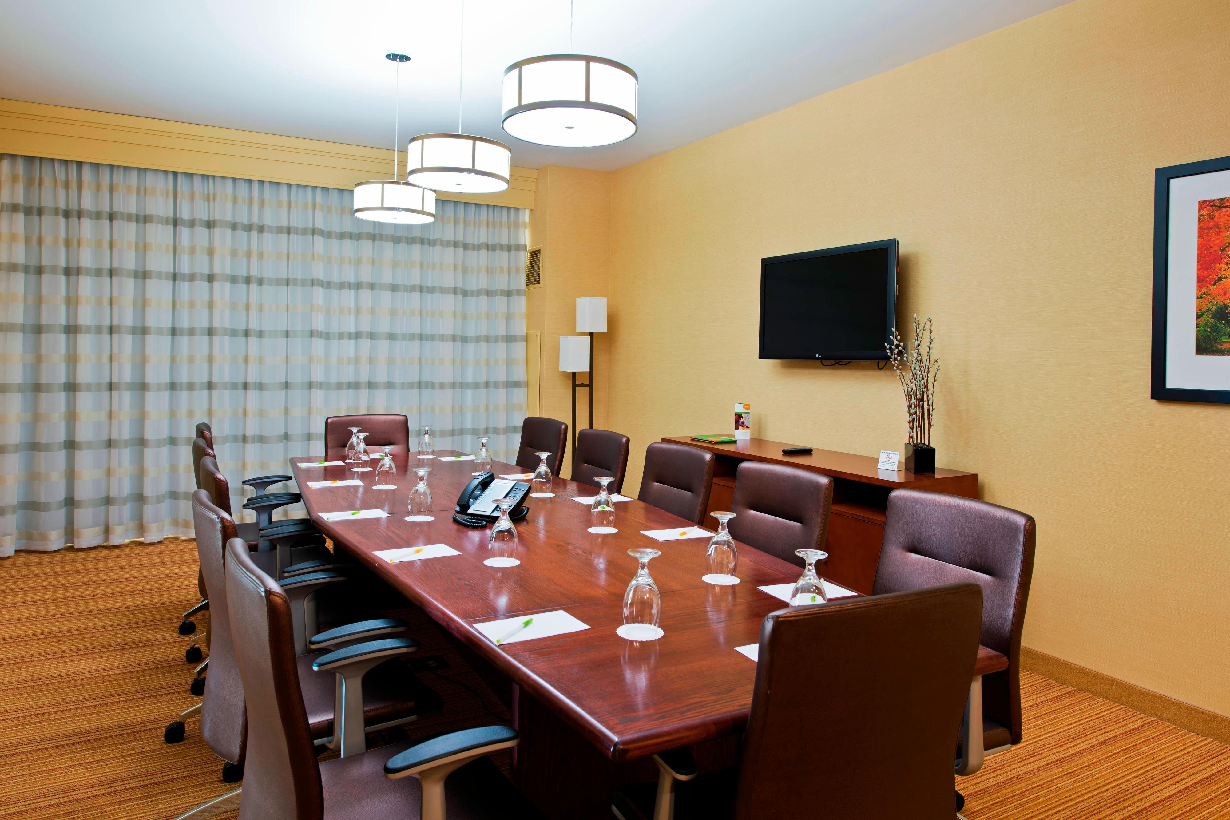 Conference Suite–  Meeting Area