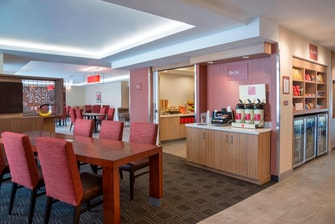 TownePlace Suites Breakfast Area/Connect and Print/In A Pinch