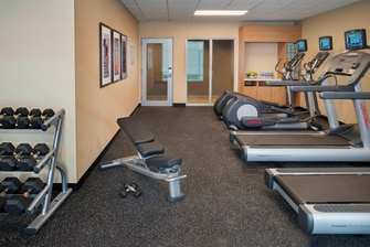 TownePlace Suites Fitness Center