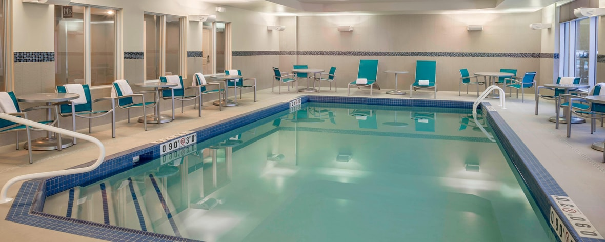 TownePlace Suites Indoor Pool