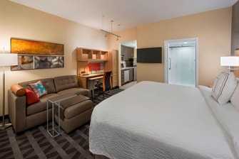 TownePlace Suites Studio King Suite