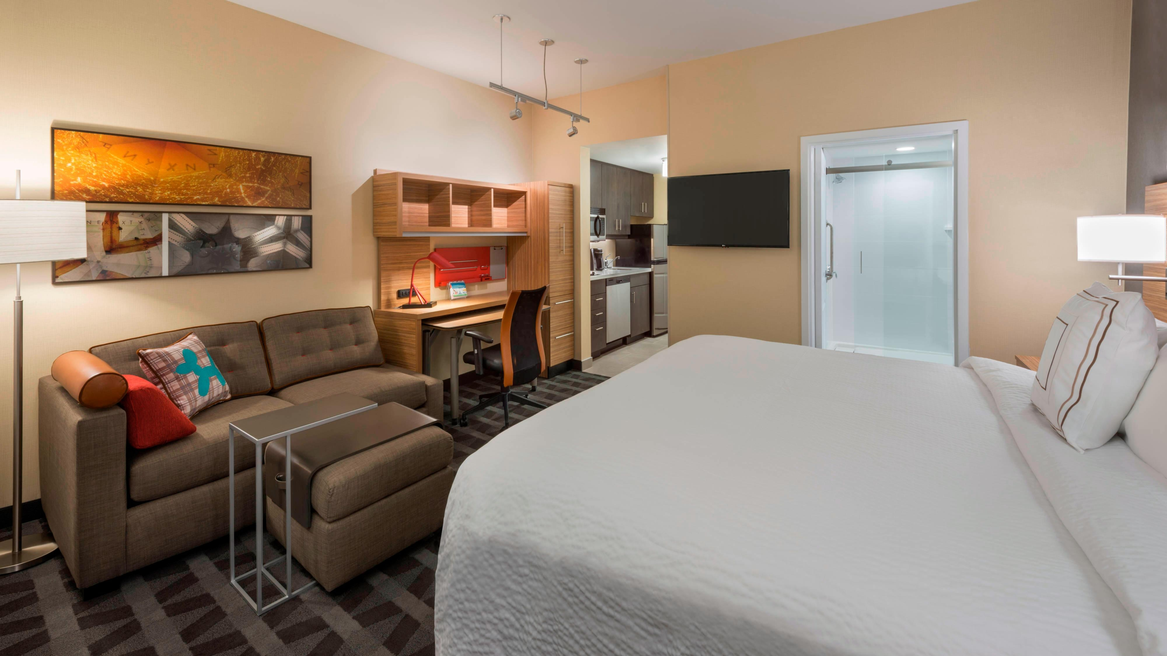 Suite Studio King del TownePlace Suites