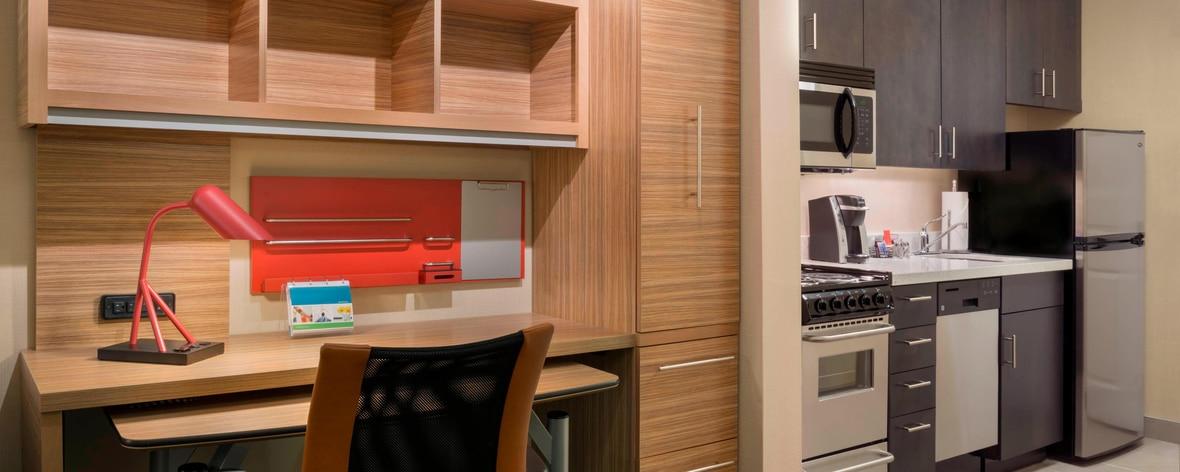 Suite mit einem Schlafzimmer im TownePlace Suites