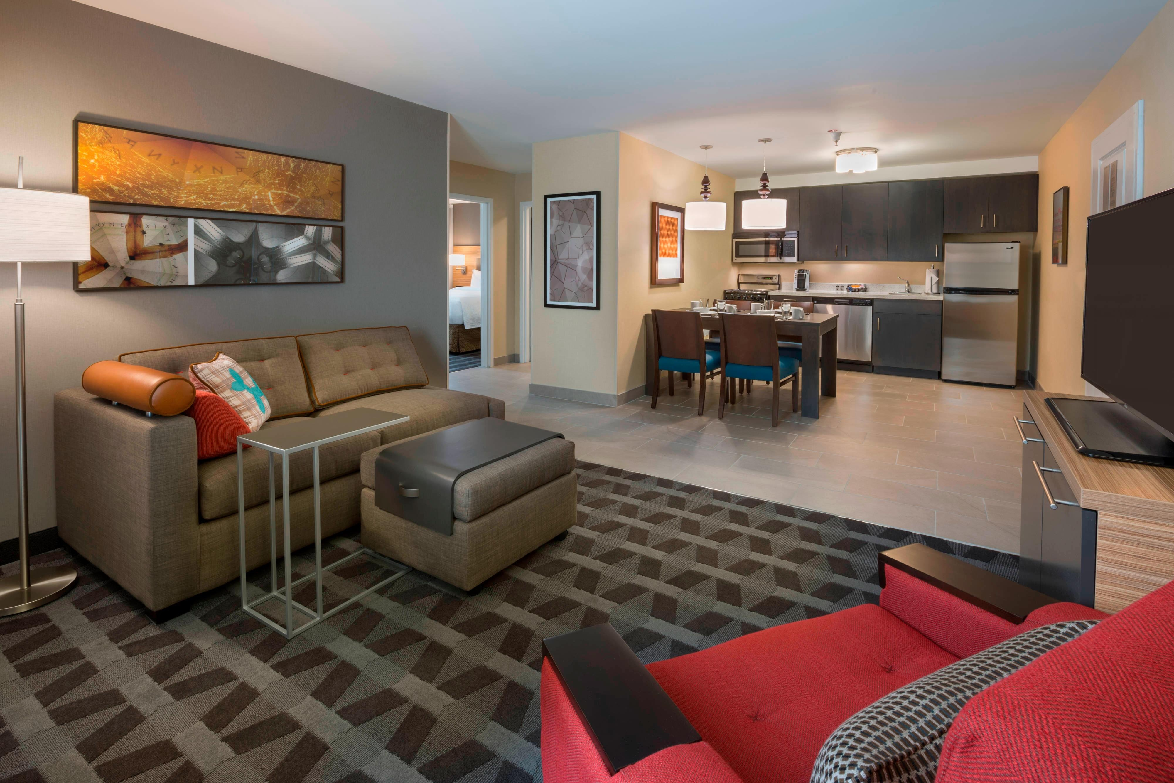 TownePlace Suites Two Bedroom Suite