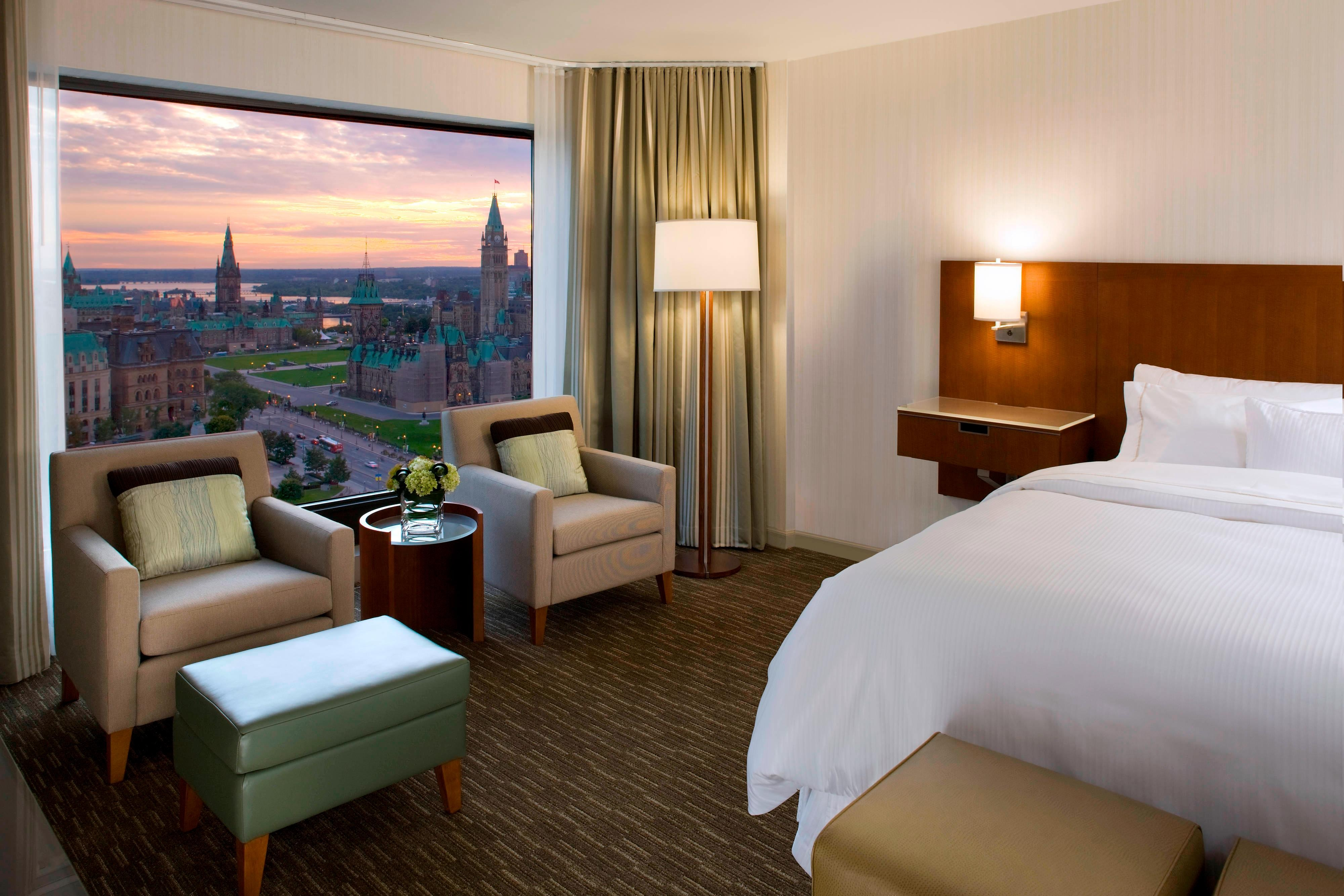 Deluxe Parliament View Guest Room