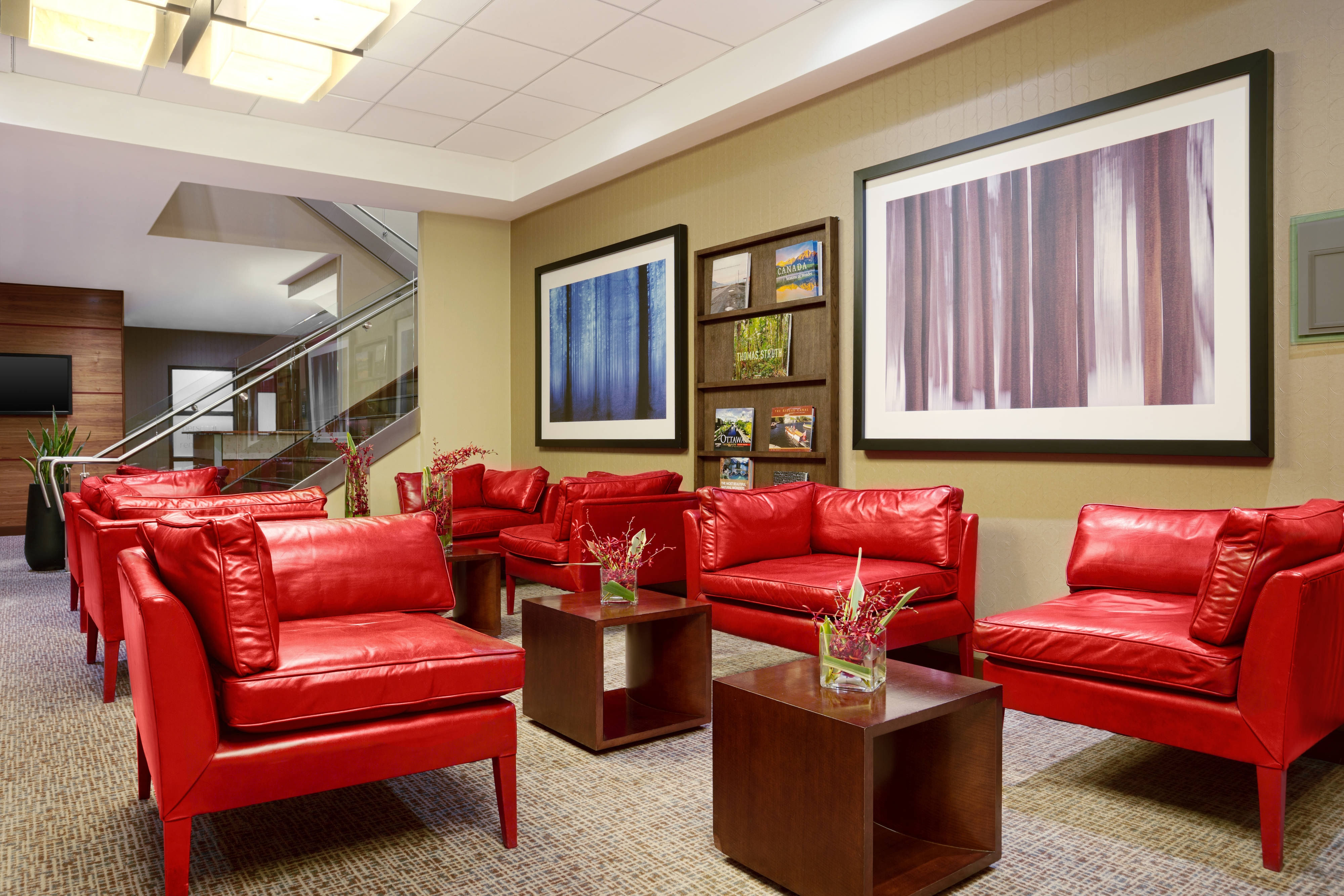 Executive Meeting Lounge