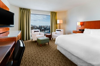 Premium Guest Room with View of Byward Market