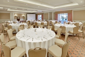 Port Carling Room – Banquet Setup
