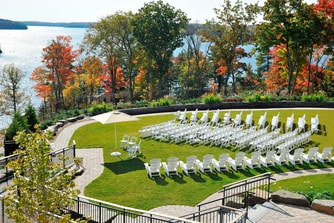Muskoka Resort Wedding Venue